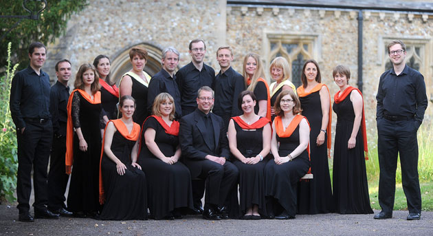 Cambridge Chorale with Julian Wilkins