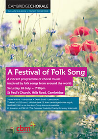A Festival of Folk Song