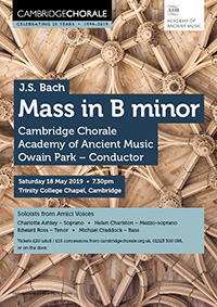Bach: B Minor Mass