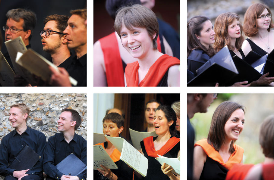 Cambridge Chorale montage