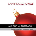 A Christmas Celebration CD cover