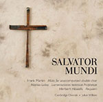 Salvator Mundi CD cover