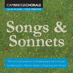 Songs & Sonnets CD cover